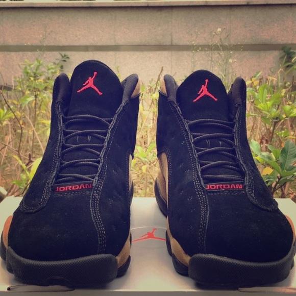 1dcf6a938c0 Jordan Shoes | Air Olive Retro 13s | Poshmark